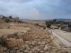 birdeye view Jerash